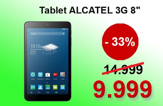 Alcatel tablet 8