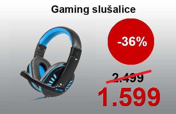 gaming slusalice
