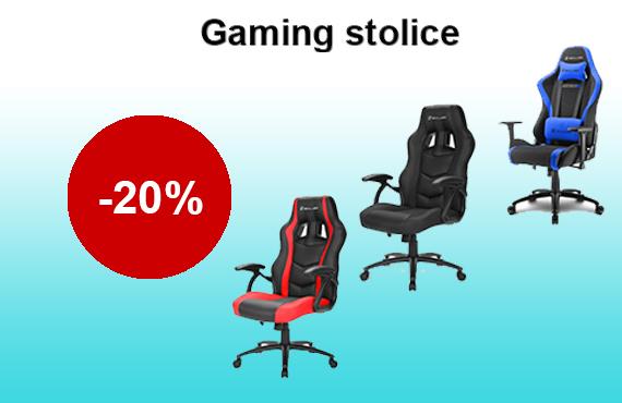Gaming stolice