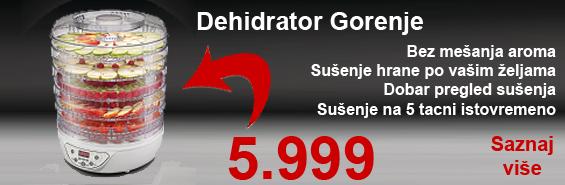 Dehidrator Gporenje