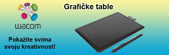 Wacom graficke table