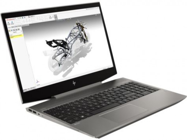 HP NOT Zbook 15v G5 i5-8400H 8G256 W10p, 4QH22EA