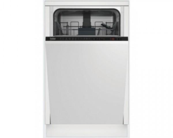 BEKO DIS 26021 ugradna mašina za pranje sudova