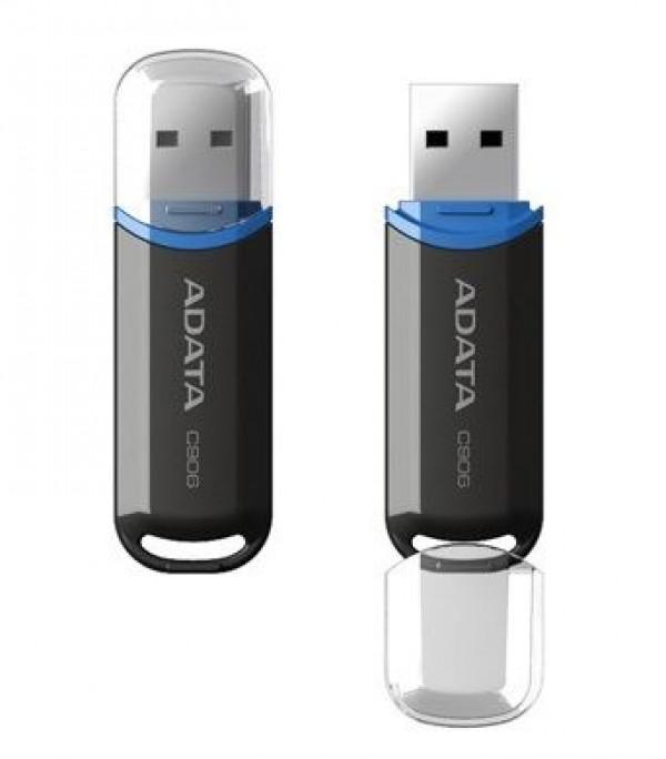 USB FD 32GB AData AC906-32G-RBK crni