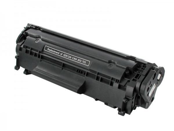 Toner H Q2612A reman black ( 84618 )