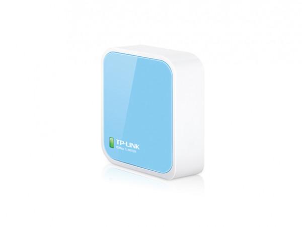 TP-Link TL-WR702N 150Mb-s bežicni mini firewall ruter 2.4GHz, 1 x WAN - LAN + 1