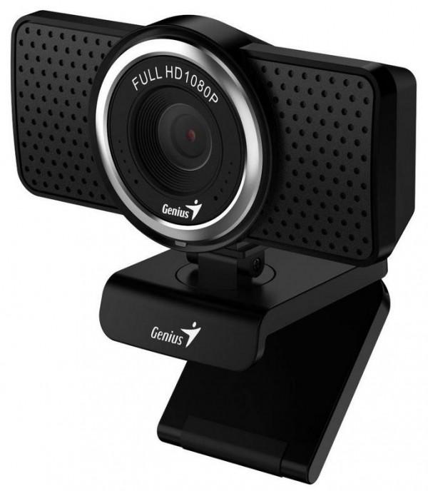 Genius Web kamera ECam 8000,Black