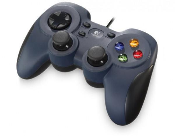 Logitech F310, Gamepad, USB, New