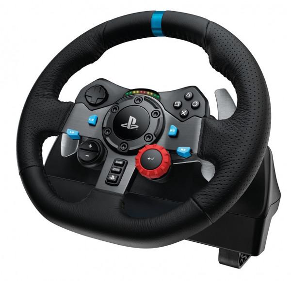 Logitech G29 Driving Force Gaming Steering Wheel
