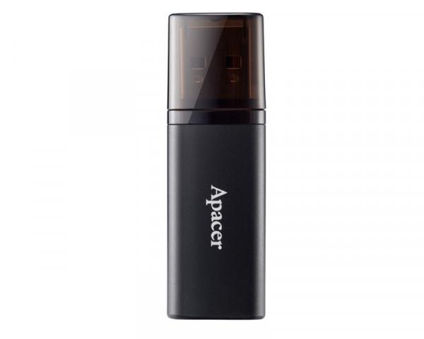 APACER 16GB 2.0 AH23B crni