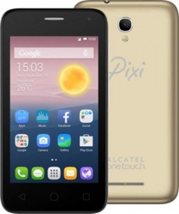 Alcatel Pixi first - 4024D Metal gold