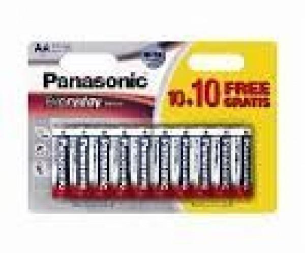 PANASONIC baterije LR03EPS20BW-AAA 20 kom Alkalne Everyday