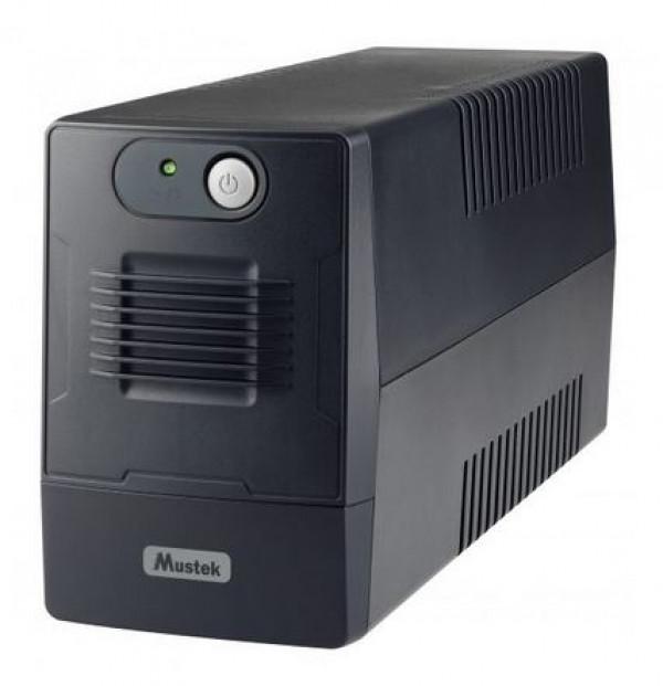 Powermust 800EG Line Interactive Schuko