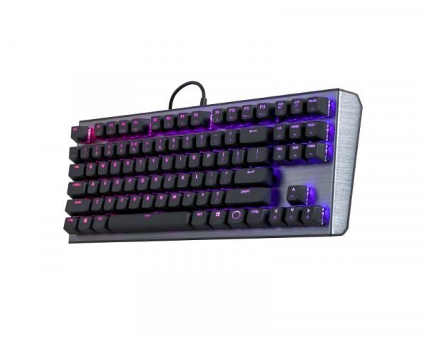 COOLER MASTER CK530 US mehanicka tastatura (CK-530-GKGR1-US)