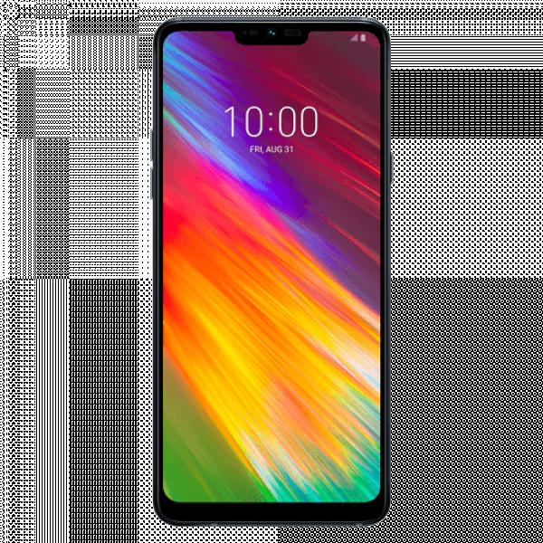 LG Mobilni telefon G7 FIT dual sim crni