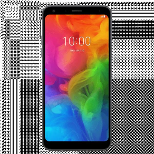 LG Mobilni telefon Q7 single sim crni