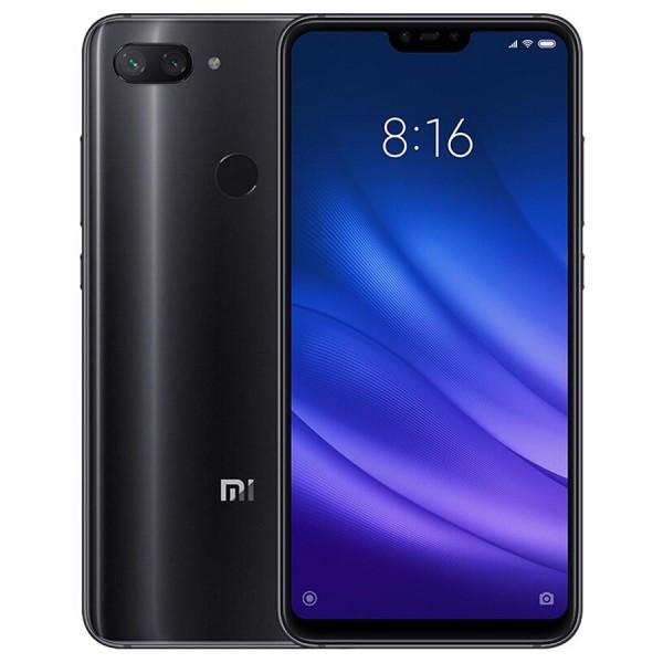 Xiaomi Mi 8 Lite EU 4+64 crni