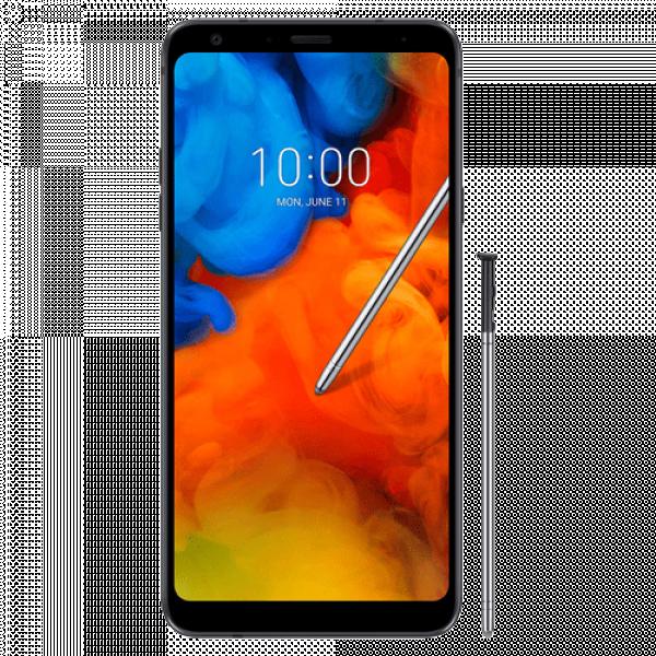 LG Mobilni telefon Q Stylus single sim crni