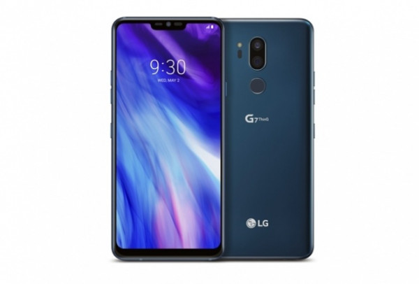 LG Mobilni telefon G7 THINQ single sim plavi