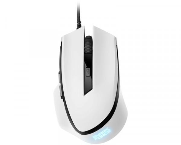 SHARKOON SHARK Force USB Optical beli miš