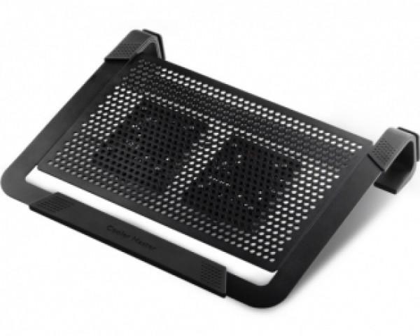 COOLER MASTER NotePal U2 Plus (R9-NBC-U2PK-GP) crni