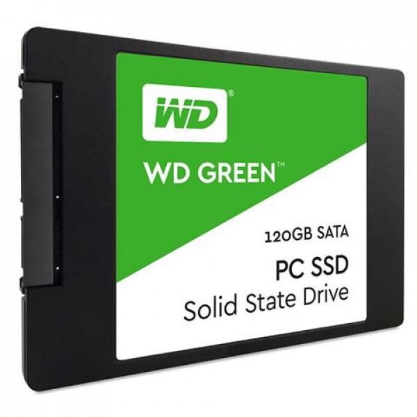 SSD WD 120GB Green NAND 2.5'' SATA