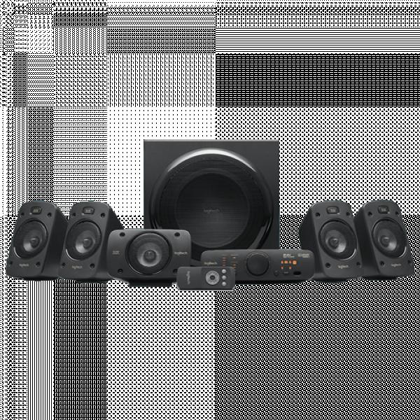 Zvucnici Logitech  Z906  5.1