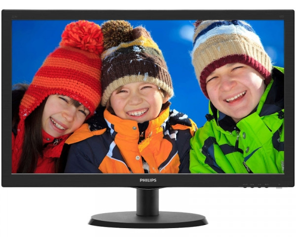 PHILIPS_ 21.5'' V-line 223V5LHSB200 LED monitor