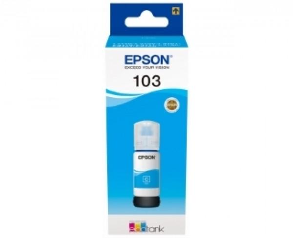 EPSON 103 cyan kertridž