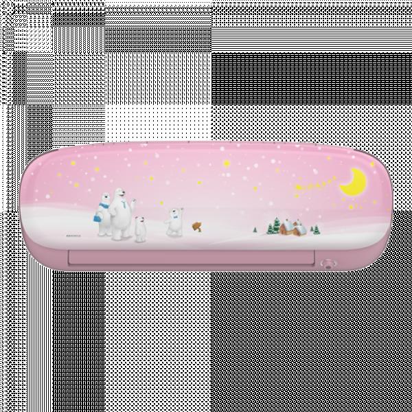 MIDEA klima inverter MSEAAU-09HRFN1-QRD0G Kid Star - Pink