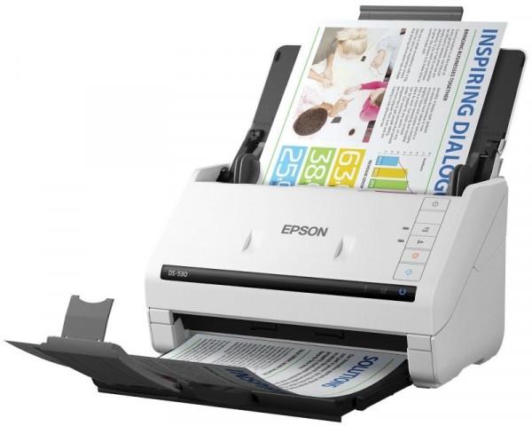 EPSON WorkForce DS-530N A4 skener