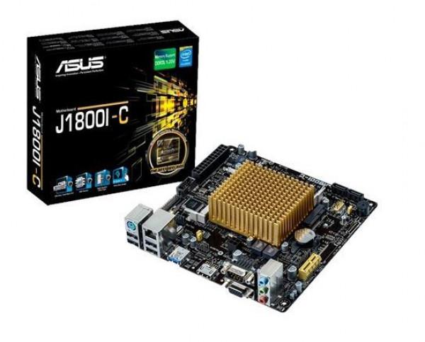 MBO + CPU ASUS 1156 J1800I-CCSM