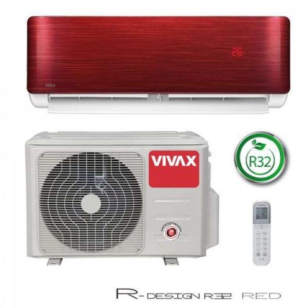 VIVAX COOL, klima ur., ACP-12CH35AERI RED R32 - inv., 3.81kW