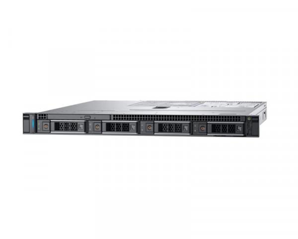 DELL PowerEdge R340 Xeon E3-2124 4C 1x8GB H330 1TB SATA 350W (1+1) 3yr NBD + Sine za Rack