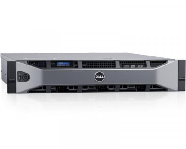 DELL PowerEdge R530 2x Xeon E5-2620 v4 8C 6x16GB H730 2x2TB SATA 2x 300GB SAS 10K 750W (1+1) 3yr NBD + Sine za Rack
