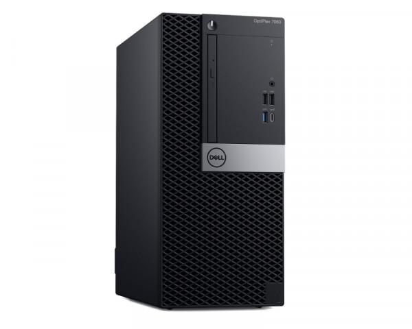 DELL OptiPlex 7060 MT i5-8500 8GB 1TB DVDRW Win10Pro64Bit 3yr NBD