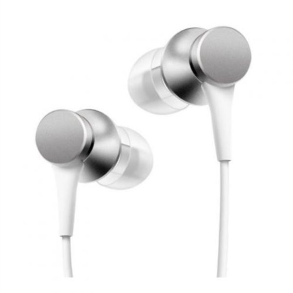 Xiaomi In-Ear Headphones Basic Silver