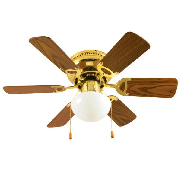 Plafonski ventilator sa svetlom 76cm ( 60033 )