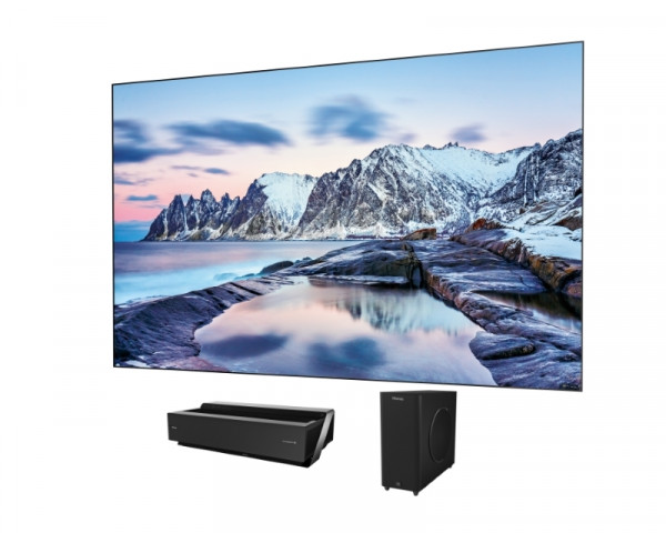HISENSE 100'' H 100LDA Smart 4K Ultra HD digital Laser TV