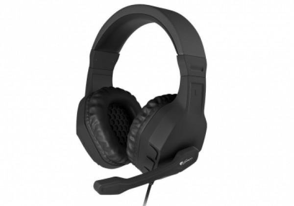 Gejmerske slušalice Genesis Argon (NSG-0902) Crne