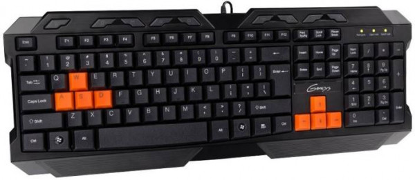 Gejmerska tastatura Genesis USB US R33 NG-0281