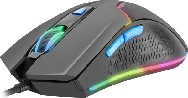 Miš USB Fury Hunter 4800 dpi Gaming black, NFU-0871