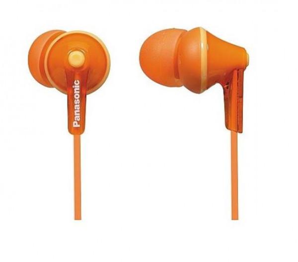PANASONIC slušalice RP-HJE125E-D orange
