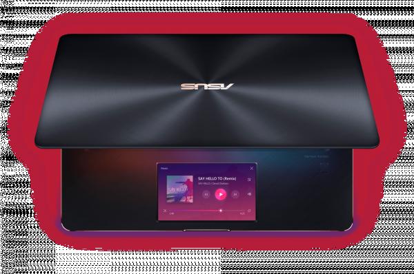 ASUS ZenBook Pro UX580GD-BO009R