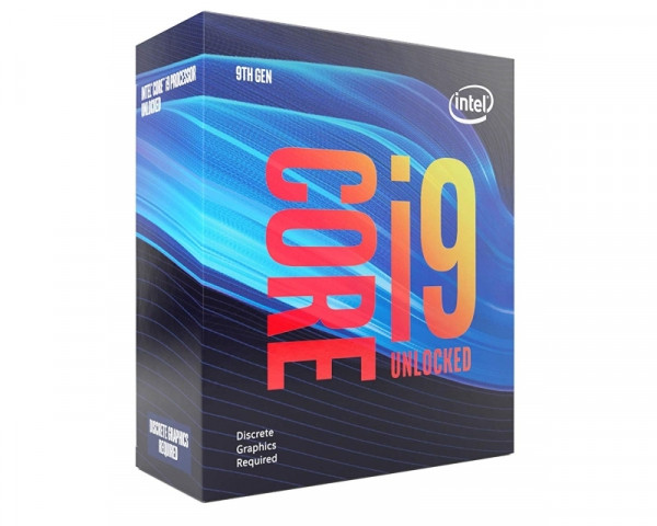 INTEL Core i9-9900KF 8-Core 3.6GHz Box