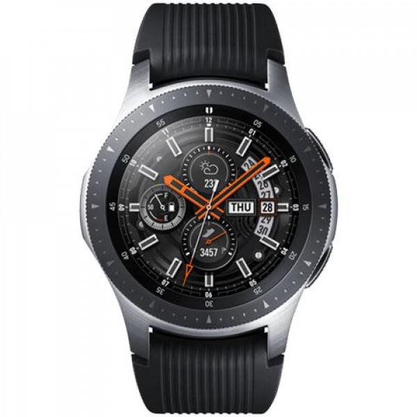 Samsung Galaxy Watch 46mm BT (Silver) - SM-R800NZSASEE