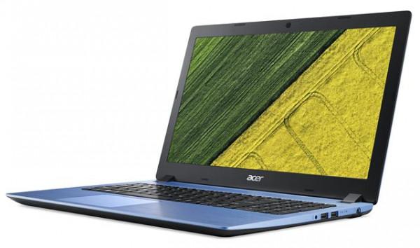 Notebook Acer A315-53-C4EB Celeron 3867U4GB128GBBlue