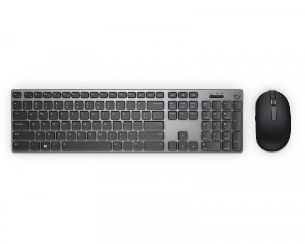 DELL KM717 Wireless US tastatura + miš crna