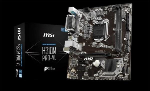 MBO MSI 1151_v2 H310M PRO-VL