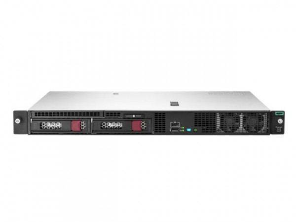 HPE DL20 Gen10 E-2124 1P 16G 2LFF S100i SATA 2x1GbpsE 290W